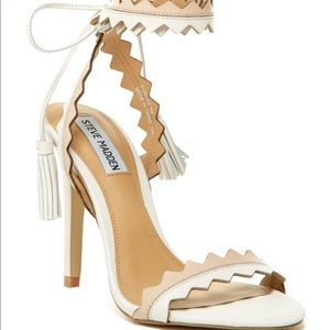 Steve Madden Purcee strappy heels